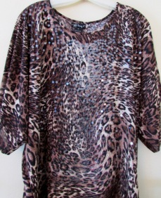 Fun Bling Top - Plus Size!