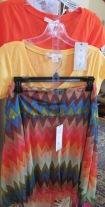 New Skirt & Tops!