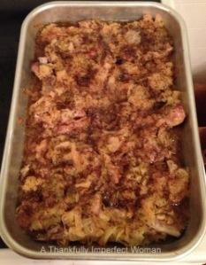 Sweet sauerkraut ribs